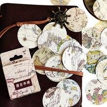 20 упаковок/партия милые винтажные Стикеры для дневника наклейки