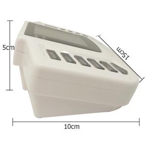 Image 5 - Tens massager machine electro stimulator pad electrode muscle electrostimulator physiotherapy ems training with slipper+8 pads