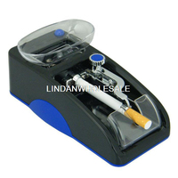 Portable Automatic Electric Cigarette Machine Cigarette Injector Machine Tobacco Rolling Machine For Smoking Pipe