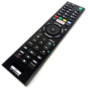 Image 3 - Hot sale For Sony 4K HDR with Android TV Remote RMT TX100D RMT TX102D NETFLIX LED TV for KD 43X8301C KD 55XD8599 Fernbedienung