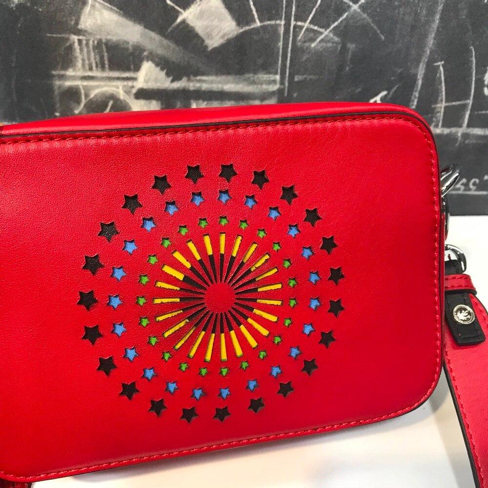 Petit red Luxe Cuir À Femmes Floral Out En Kafunila Marque Mini Creux Designer Main Véritable Sac Bolsa Haute Flap De Clutch Black Qualité Célèbre z0x6wng
