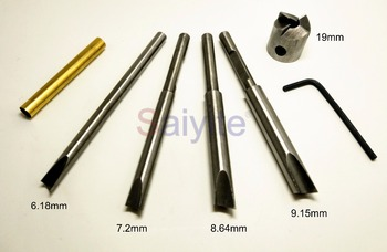 3step Mandrel shaft for Pencil,wood pencil kit X-S3S-2MM cutting tool