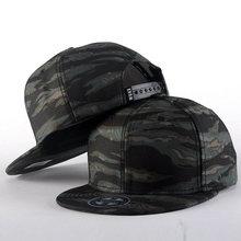NEW Brand Quality Hip Hop Hats Spring Summer Men Women Baseball Cap Camouflage S