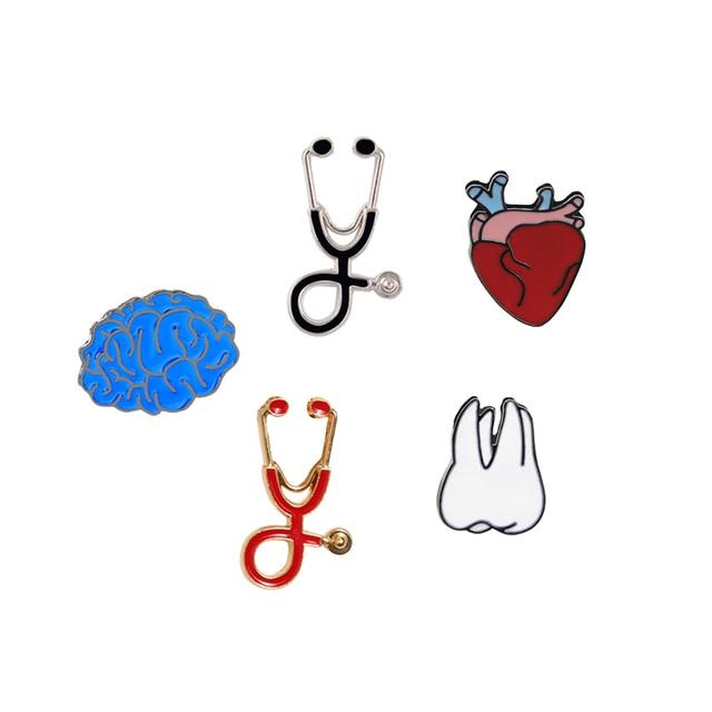 Medical Brooch Pins