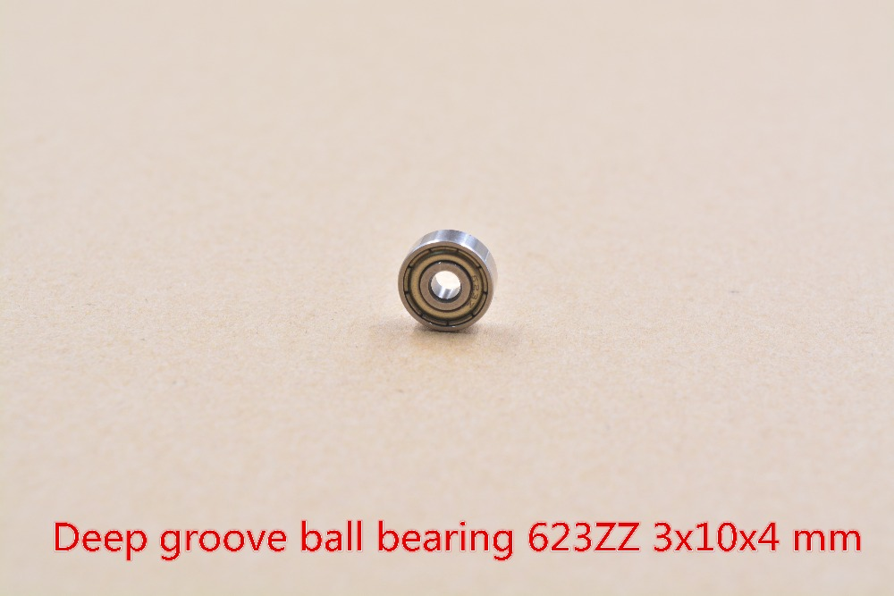 3mm bearing V623ZZ 623ZZ F623ZZ 3mmx10mmx4mm F623 miniature flange deep groove ball radial ball bearing 1pcs 30pcs lot f623zz f623 zz 3x10x4mm flange bearing deep groove ball radial ball bearing brand new