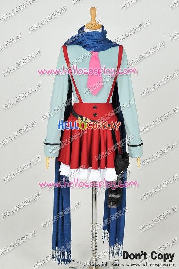 Love Chunibyo Other Delusions Chuunibyou Demo Koi Ga Shitai Cosplay Satone Shichimiya Costume H008