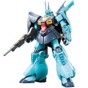 Image 5 - Bandai Gundam RE 1/100 RE 004 Dijeh MSK 008 Mobile Suit Assemble Model Kits Action Figures Plastic Model toys