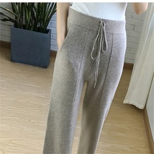 Soft Pantalones pantalones Cachemira