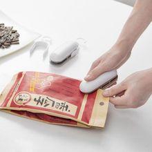 Mini Potable Manual Handheld Package Sealing Machine For Plastic Snack Bag Handy Household Tool