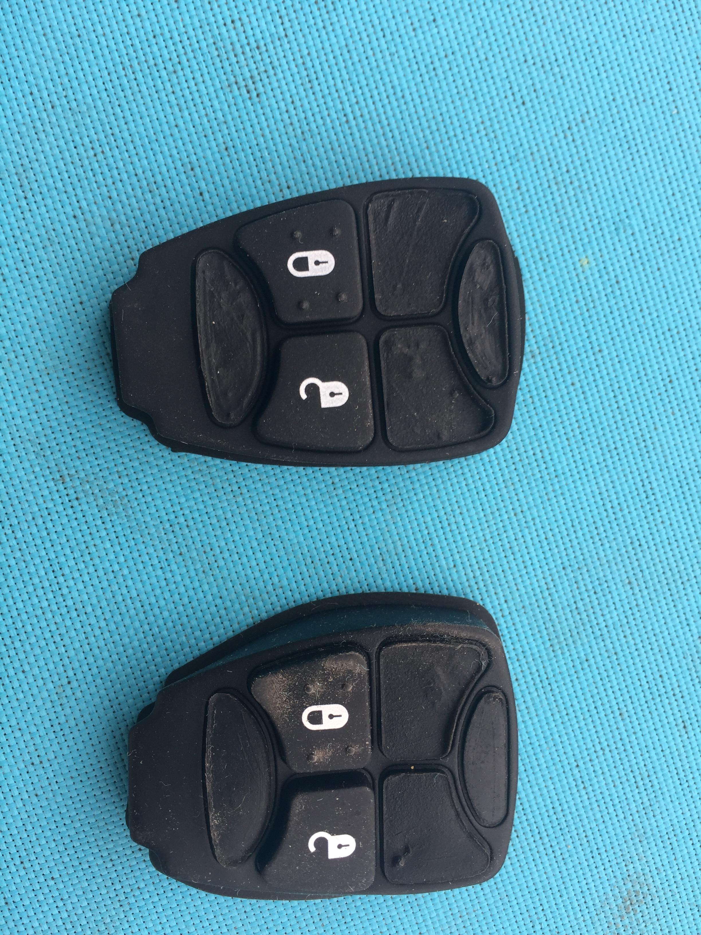1 Pc Remote Key Fall Taste Pad Für Chrysler Aspen Ersatz Pad Auto Teile Feines Handwerk