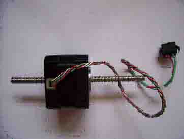 Syringe motor for Mindray Hematology Analyzer BC2300 BC2600 BC2800 BC3000