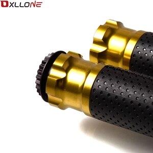 Image 2 - Dành cho Xe Suzuki GSXR GSX R 600 750 1000 K1 K2 K3 K4 K5 K6 K7 K8 K9 7/8 22mm xe máy Không Có Chống Trượt Nhôm CNC Tay Cầm Nắm