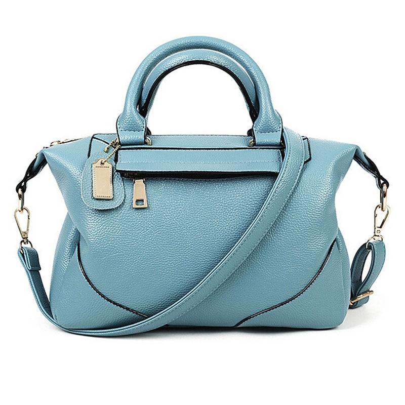 26a2db68af35 Luxury Leather Women Handbags Casual Tote Clutch Messenger Bag for Women  Famous Designer Brand 2016 Bolsa Feminia