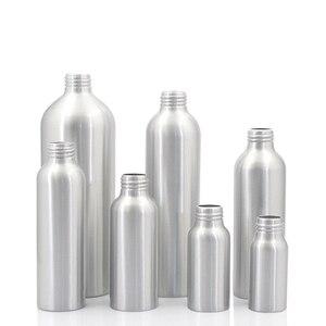 Image 3 - Sedorate 20 pz/lotto 30 ML 50 ML 100 ML 150 ML 250 ML 500 ML Trucco Bottiglia Flacone spray di Alluminio atomizzatore Bottiglia Riutilizzabile JX003