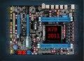 Обои для рабочего материнская плата новый X79 материнская плата LGA 2011 поддержка ECC REG памяти сервера Все твердые доски бесплатная доставка