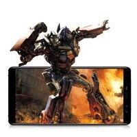 M-HORSE Czysta 1 5.7 ''HD Pełny Ekran 4G Telefon komórkowy Android 7.0 Cztery Kamery 4380 mAh Quad Core 3 GB + 32 GB Smartphone Linii Papilarnych 8MP