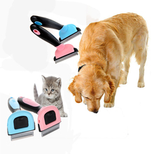 1PC pet dog cat hair trimmer beauty scissors remover shaving comb