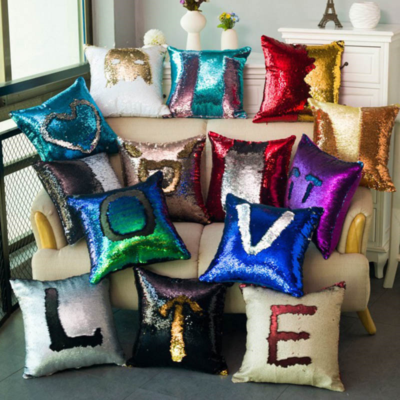 Living Room Cushion Cover Home Decor Decorative Throw