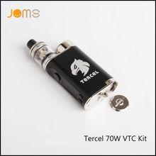2016 New Arrival 70W VTC Vape Mod Electronic Cigarette Kits Kamry Tercel 5-70W VW Box Mod 2 Colors VS Evic 70W VTC Mini Jomo-189
