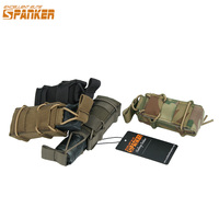 SPANKER 1050D Nylon Military Hoslders Tactical Ammo Clip Pouches Outdoor Training Equipment Hunting Pistol Bags Accessories