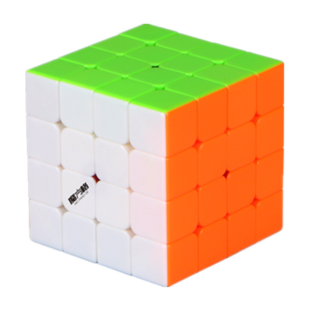 QiYi Mofangge WuQue 4x4x4 Magic Cube Puzzle Toy for Competition Learning Educational Toys For Children Professional Cubo Magico
