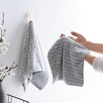 OTHERHOUSE kuchnia ręcznik ściereczka z mikrofibry Quick-Dry tkaniny do prania do czyszczenia wytycznych w sprawie pomocy regionalnej ścierka do naczyń miękkie wygodne myjka