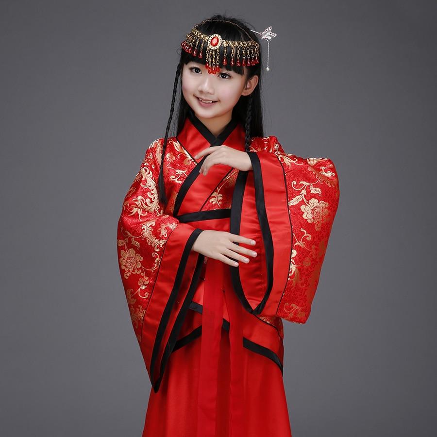 2016 Китайская принцесса древний костюм платье косплей Тан Цин gege традиционный hanfu женские свадебные платья