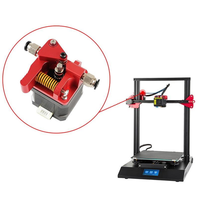 Image 5 - Creality Ender 3 Extruder With Motor Upgrade Kit Sock Capricorn Clone Tube 3d Printer Parts 3d Sensor Hotend Trianglelab Bltouch-in 3D Printer Parts & Accessories from Computer & Office