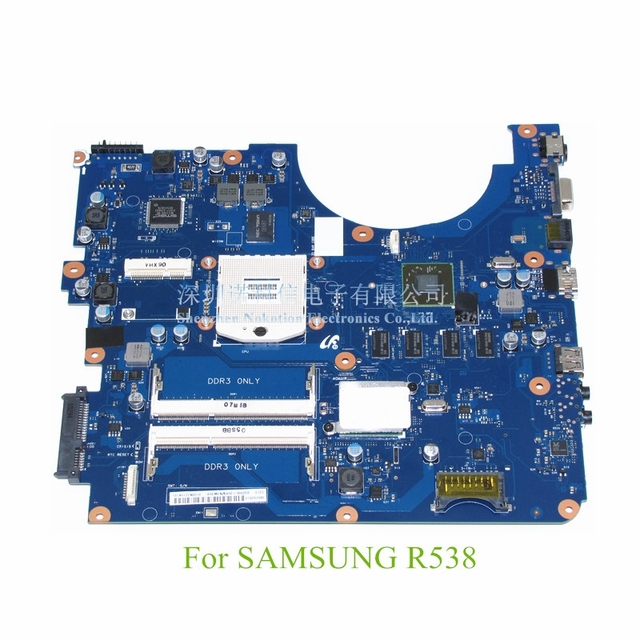 BA41-01285A BREMEN2-L BA92-06626A BA92-06626B Для samsung R538 R540 R580 ноутбук материнская плата HM55 ATI HD 4500 DDR3