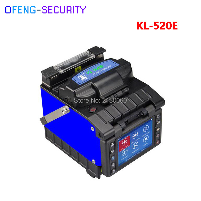 Kl-520e JILONG Fusion Splicer KL-520E Fiber Optic Fusion Splicing Machine Origninal Jilong