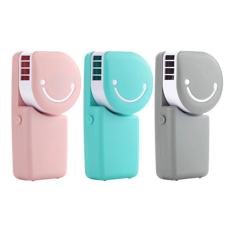 Mini Portable USB Rechargeable Climatiseur Ventilateur De Refroidissement De Poche Refroidisseur