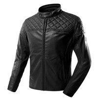 SCOYCO мотоциклетные ретро кожаная куртка Chaqueta Moto Блузон мото Homme передач Костюмы Броня Винтаж Куртки для Harley