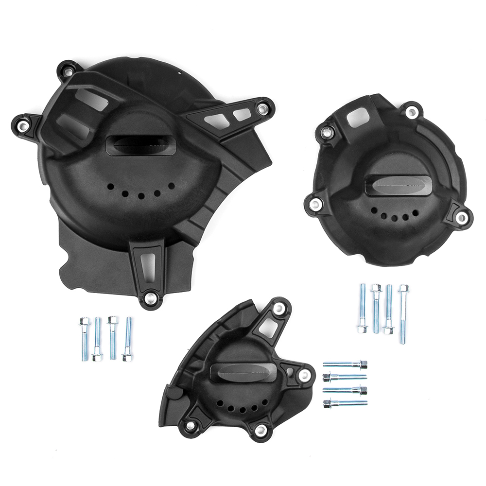 MOTORCYCLE Racing Engine Case Cover Sliders for SUZUKI GSXR 2017 2018 GSX R 1000 GSX R1000R
