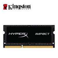 Kingston HyperX воздействие 8 ГБ 1866 мГц DDR3L 1866 CL11 1,35 В 204 контактный SODIMM Тетрадь игровой баран HX318LS11IB/ 8