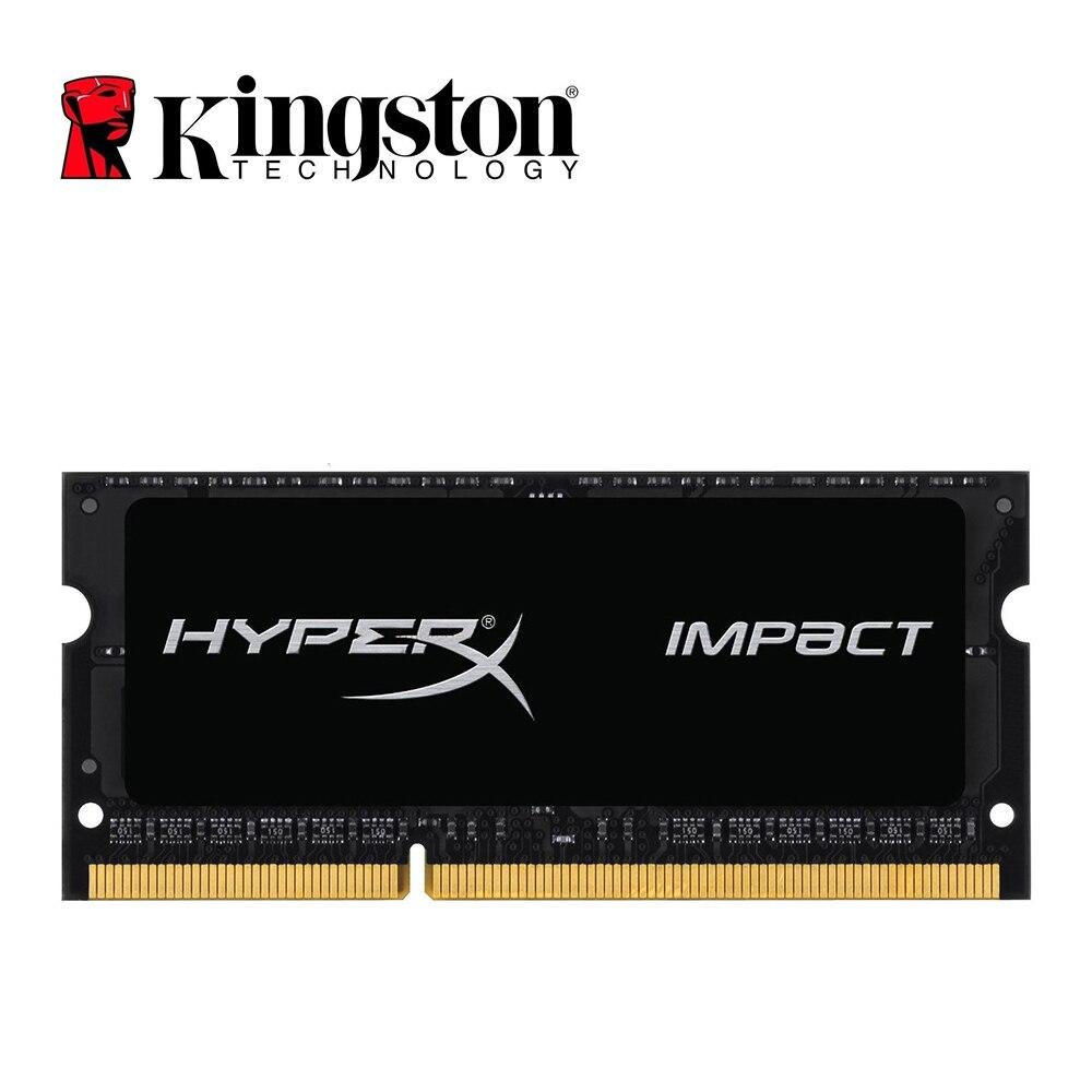 Kingston HyperX Impact 8 gb 1866 mhz DDR3L 1866 CL11 1.35 v 204 Broches SODIMM Ordinateur Portable Gaming Ram HX318LS11IB/ 8