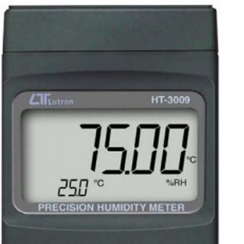HT 3009 Memory Type Precise Humidity Temperature Data Logger Dew Point Meter Hygrometer Housing case