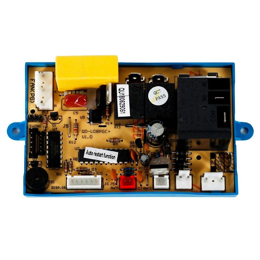 Высококачественный универсальный кондиционер пульт дистанционного управления мотор PG QD U08PGC контроллер - 3