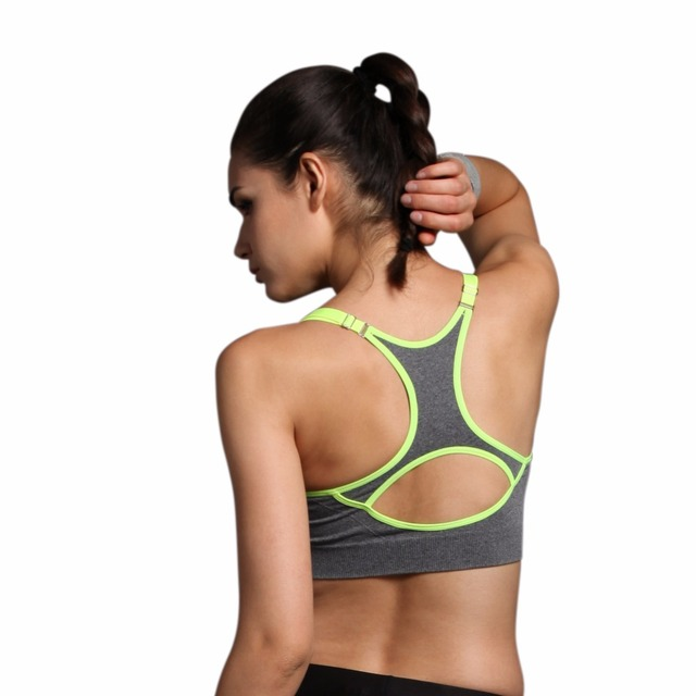 Women's Push Up Running Bra