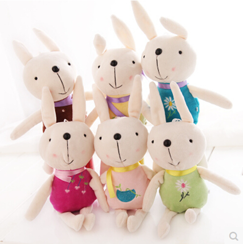 Cute Plush toys The rabbit doll Small pendant The wedding gift Gift Rag doll toys for Children Birthday gift 6pcs/set super cute plush toy dog doll as a christmas gift for children s home decoration 20