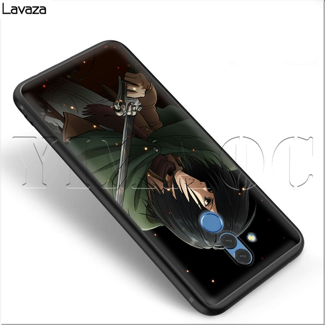 Attack on Titan Case Cover for Huawei Models
