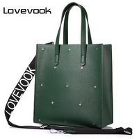 LOVEVOOK Women Handbags High Quality PU Female Shoulder Messenger Bags Tote Large Capacity Famous Brands Luxury