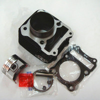 62mm Cylinder Piston Set Gasket All Sets For Suzuki GS150 150CC GS 150 Motorcycle Air Cooled