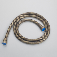Shower Hose Antique Brass Best Plumbing Hose New 1500mm 304 Stainless steel 6012 Bathroom Bathtub Sink Hose