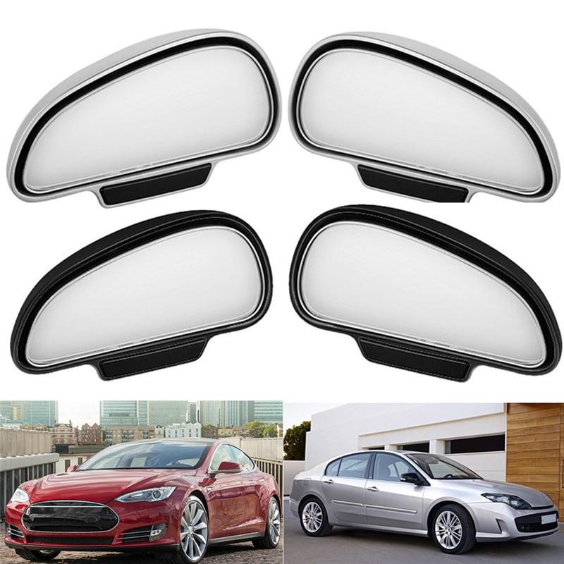 Car Rearview Auxiliary Mirror Car Coach Reversing Auxiliary Mirror Car Blind Spot Mirror 3r 036 75mm spherical convex car blind spot rearview mirror black silver