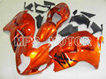 For Suzuki GSXR1300 Hayabusa 1999-2007 ABS Plastic Fairing Injection Bodywork Kit Orange