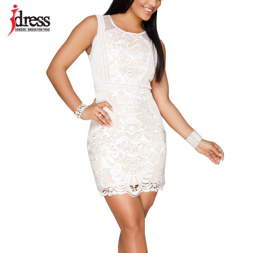 c77c520d82 IDress Women Sexy Sequined Dresses Strapless Lulu Back Tight Sling ...