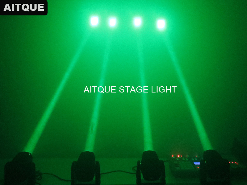 Lot lighting for disco lyre dmx beam led w barre a led rgbw