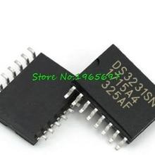 1 шт./лот DS3231SN DS3231 лапками углублением SOP-16