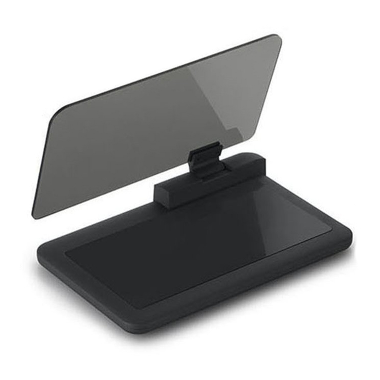 6 Inches HD Heads Up Display font b GPS b font HUD Navigation Image Reflector for