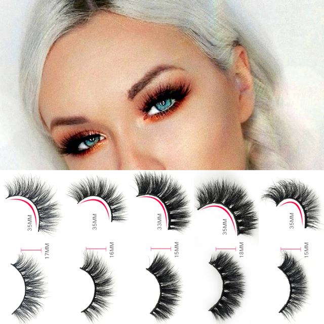HaHaLash factory new Mink eyelashes China drop shipping hand made popular new model free shipping more hair luxury 3D eyelashes 4